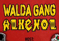 Alkehol a Walda Gang Tour - Sušice