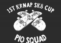 1ST KRNAP SK8 CUP + PIO SQUAD afterparty