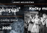 Lehké Melodično s skupinami Mrakoplaš a Kočky mají pré