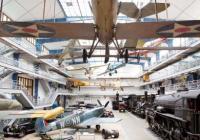 Snížené vstupné do Národního technického muzea