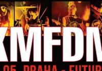 KMFDM v Praze