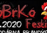 VoBrKo festival 2020 ZRUŠENO