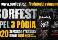 Sorfest 2020 - Ostrava