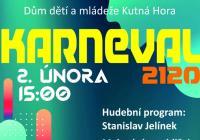 Karneval pro děti 2020 - Ddm Kutná Hora