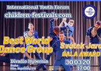 Best world dance group gala award - ZRUŠENO