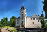 Virtuální prohlídky na zámku Hrubý Rohozec