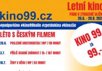 Kolínské letní kino 2020