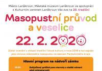 Masopust 2020 - Lanškroun