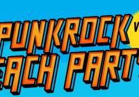 Punkrock Beach Party vol. 5 // Wake Park Náklo u Olomouce
