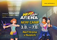 Nerf Camp - Příměstský tábor