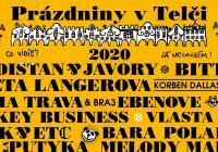 Prázdniny v Telči 2020