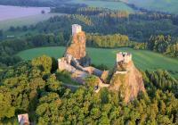 Troskino na hradě Trosky