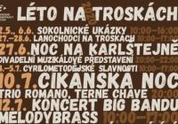 Cyrilometodějské slavnosti na Troskách