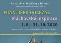 František Doležal - Máchovské inspirace