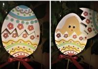 Tvoření pro děti: Velikonoční kuře