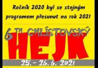 Chlístovský Hejk 2020 - přeložen na 2021