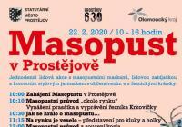 Masopust 2020 v Prostějově