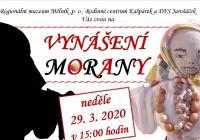 Vynášení Morany v Mělníku