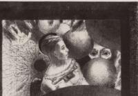 Odilon Redon / À Edgar Poe