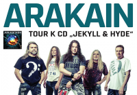 Arakain tour 2020 - Zábřeh Přeloženo
