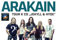 Arakain tour 2020 - Trutnov Zrušeno