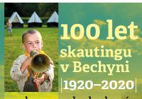 Výstava 100 let skautingu v Bechyni a herna v duchu lesní...