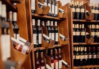 Večerní prohlídky s degustací vína