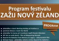 Festival Zažij Nový Zéland 2020