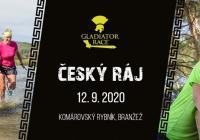 Gladiator Race Český ráj