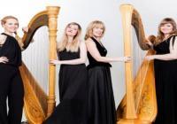 Koncert pro 4 harfy