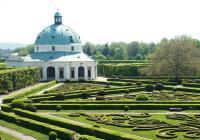Virtuální prohlídky Květné zahrady Kroměříž