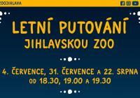 Letní putování jihlavskou Zoo