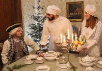 Vánoce na zámku s mikulášskou nadílkou