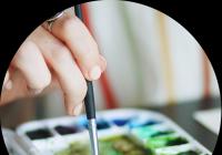 Malování vodovkami - jednodenní kurz pro děti