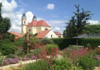 Víkend otevřených zahrad - Bylinková zahrada Lu & Tiree Chmelar ve Valticích