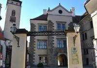 Strašidlo cantervillské na zámku Telč