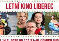 Letní kino Liberec – Chlap na střídačku