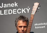 Janek Ledecký – Akustické turné 2020 Chotěboř