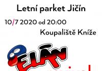 Elán revival Letní parket Jičín
