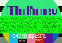 Mudhoney v Praze - přeloženo na 2021