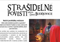 Strašidelné pověsti města České Budějovice