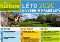 Léto 2020 na hradě Lipý