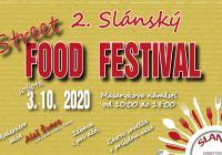 Slaný na talíři - 2. street food festival
