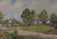 Jiří Karel Heřman (1892–1969): Ateliér plný pohody