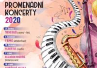 Promenádní koncerty 2020 - Velké Losiny