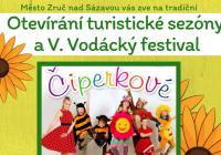 Otevírání turistické sezóny a V. Vodácký festival