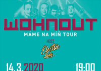 Wohnout - Máme na míň tour 2020 - Hlohovec