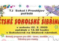 Dětské sokolské šibřinky 2020 - Prostějov
