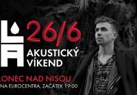 Slza – akustický víkend – Jablonec nad Nisou