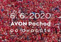 AVON Pochod Praha 2020